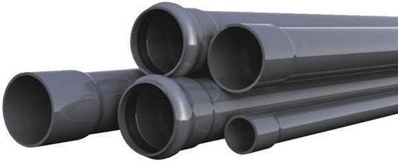 Трубы пвх напорные водопроводные